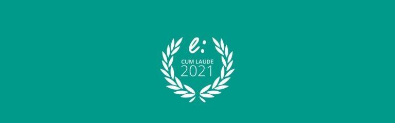 El portal Emagister nos ha otorgado el Sello Cum Laude a la excelencia académica